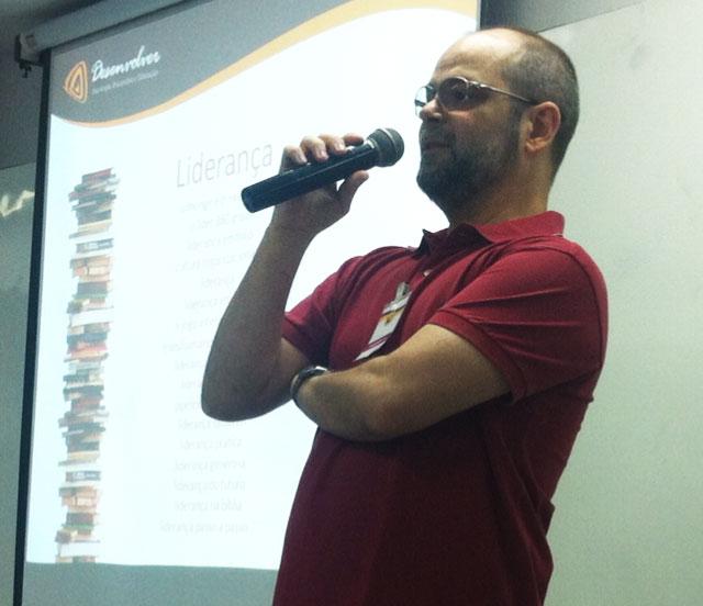 Participação do Psicólogo Filinto Coelho no XIV Fórum de Estudantes
